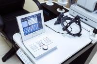 Рабочее место врача-офтальмолога