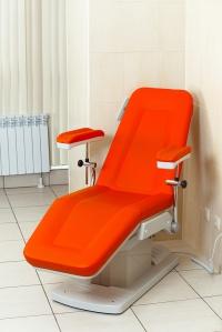 Кресло для забора крови
