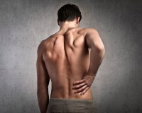 Острая боль в спине, остеохондроз